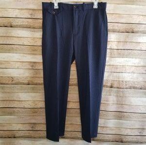 Polo Golf Ralph Lauren Pinstripe Pants Sz 32 EUC